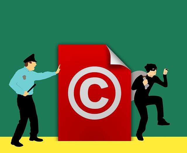 זכויות היוצרים שלכם הופרו?